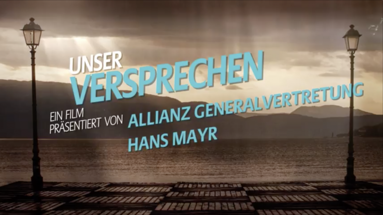Allianz – Kundenversprechen